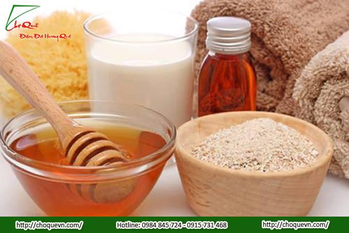 Bột cám gạo và mật ong- Sự kết hợp hoàn hảo trong làm đẹp