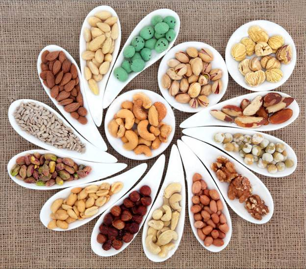 9 loại hạt không thể bỏ qua trong ngày tết ( phần 1)