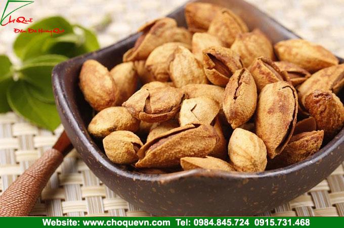 Hạnh nhân nhập khẩu từ mỹ thơm ngon bổ dưỡng