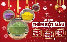 Siêu khuyến mãi mừng Giáng Sinh trao ngàn quà tặng hấp dẫn