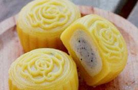 Biến tấu mới lại cho bánh dẻo truyền thống từ bột bí đỏ