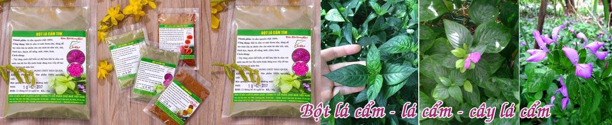 Bán Bột lá cẩm tím - bột lá cẩm đỏ - cẩm tím - cẩm đỏ tại Hà Nội | Tphcm