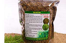 Hoa hòe khô nguyên chất Chợ Quê