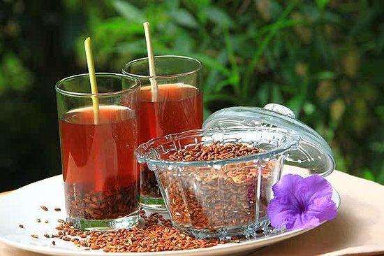 Image result for nước gạo rang